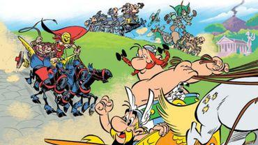 """""""Astérix et la Transitalique"""" a été tiré à 2 millions d'exemplaires pour le monde francophone."""