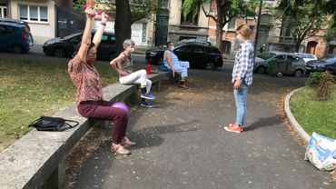 Personnes âgées: des ateliers d'équilibre qui permettent aussi de créer du lien social
