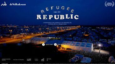 La situation des réfugiés expliquée dans 3 webdocs incontournables