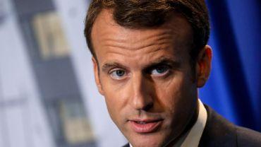 Sommet Otan: Emmanuel Macron nie que Trump a exigé une hausse des dépenses de défense