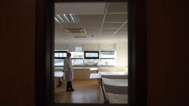Un laboratoire d'essais cliniques