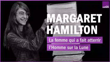 """Margaret Hamilton, """"la femme qui a fait atterrir l'Homme sur la Lune""""."""