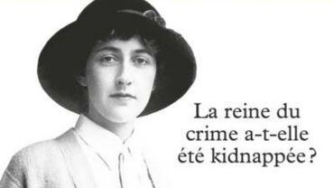 """""""Agatha Christie, le chapitre perdu"""" de Brigitte Kernel aux éditions Flammarion"""
