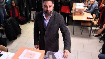 Le parti d'extrême droite Vox double ses sièges au parlement espagnol et devient le troisième parti