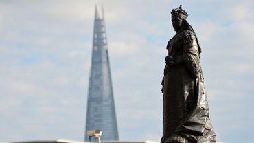 A Londres, une artiste fait parler les statues