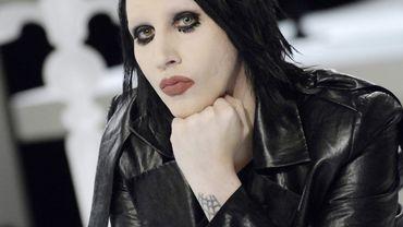 """Marilyn Manson prêtera sa voix à un personnage de la série """"Once Upon a Time"""""""