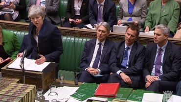 Theresa May laissera au Parlement le choix de reporter le Brexit