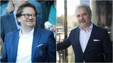 Marc Coucke et François Fornieri