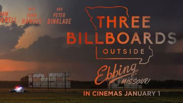"""Three Billboards Outside Ebbing, Missouri"" récompensé au Festival de Toronto"