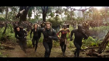 """Avengers: Infinity War"" sortira le 25 avril au cinéma"