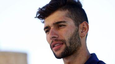 Main cassée pour Fernando Gaviria