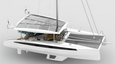 Liège: Aerofleet construit deux catamarans ultra sophistiqués en France