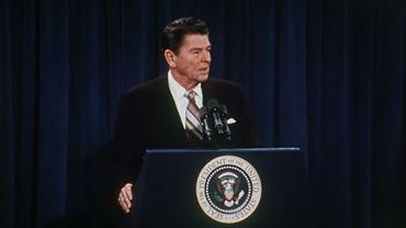 """Collection """"Les coulisses de l'histoire"""" avec Ronald Reagan, un sacré président"""