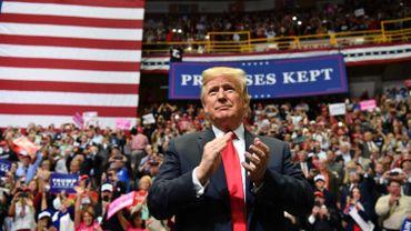 Etats-Unis : les résultats des élections de mi-mandat vont-ils changer la donne pour Donald Trump ?