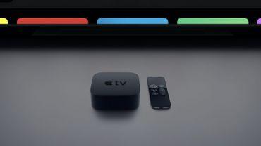Une nouvelle Apple TV est mentionnée dans le code de tvOS 13.4