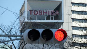 Le conglomérat japonais aux abois a subi une perte nette annuelle de 7,5 milliards d'euros
