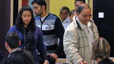 Le père et la mère de Sadia avaient écopé de 25 et 20 ans de prison lors du premier procès aux Assises.