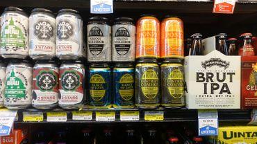 """Des bières de la brasserie """"Atlas Brew Works"""""""