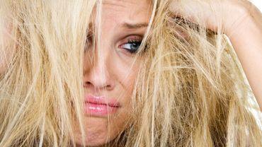 Vos cheveux sont secs et abîmés ? Voici une recette au naturel ...