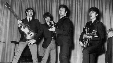 Les Beatles en 1963