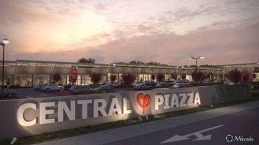 """Le projet """"Central Piazza"""" ne dispose plus de terrains à Soumagne pour s'y développer"""