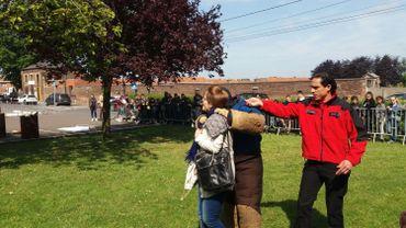 Pour ponctuer cette dixième année de parrainage, la Police boraine organisait une fête de clôture durant laquelle les élèves ont pu participer à diverses animations;