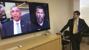 La vidéo du faux discours d'Obama
