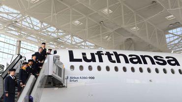 La plupart des postes vacants concernent les compagnies Lufthansa, Lufthansa Technik et Swiss