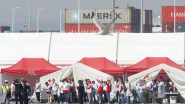 Après l'Aquarius, l'Espagne a encore accueilli 1.400 autres migrants