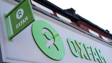 Oxfam confrontée à une vague de critiques.
