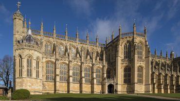 Le Prince Harry et Meghan Markle se diront oui dans la chapelle St George du Château de Windsor