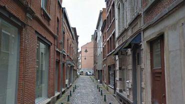 C'est dans un studio de la rue des trois pistolets à Charleroi que la jeune fille avait été séquestrée