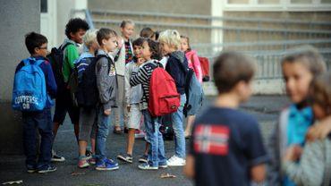 Pendant la récréation, les enfants devront garder leurs distances