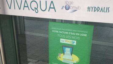 Vivaqua lance les factures d'eau mensuelles via la plateforme Doccle