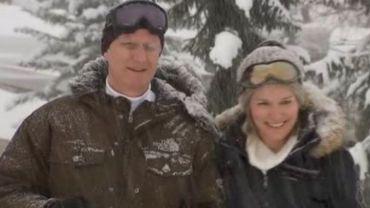La famille royale au ski pour les vacances de Carnaval (vidéo)