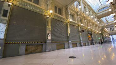Coronavirus en Belgique : différents acteurs du secteur commercial demandent la réouverture des magasins le 28 novembre