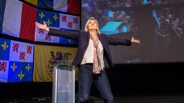 Régionales en France: le FN en tête dans six régions, les Le Pen au-delà des 40%