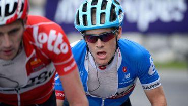 """Cyclisme: Andrew Talansky: """"C'est une période très excitante"""""""