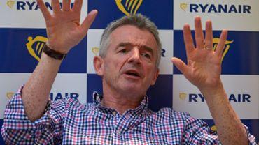 """Ryanair offre à Lufthansa de """"régler son problème avec les syndicats"""""""