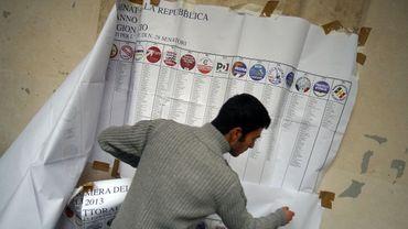 Le risque est grand pour l'Europe après le scrutin en italie