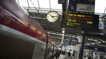 Le trafic à grande vitesse vers la France fortement perturbé