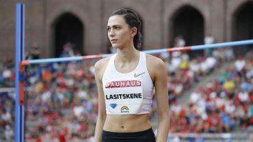 Après 45 victoires, la série de Lasitskene prend fin à Rabat