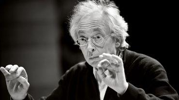 Le chef d'orchestre Philippe Herreweghe