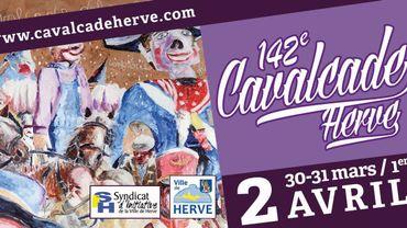 Quarante chars et harmonies présents à la 142e Cavalcade de Herve