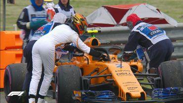 Hamilton toujours le plus rapide en EL2, Vandoorne 14e