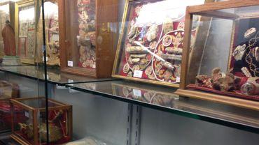 reliques aux ench 232 res 224 namur record battu pour la salle de vente rops