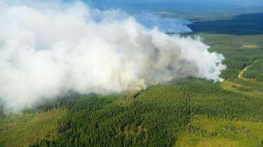 Incendies en Suède
