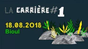 """1ère édition de la """"Carrière Fest"""" ce 18 août à Bioul"""