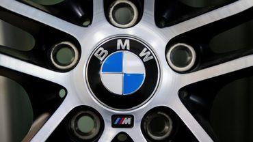 Le rappel de BMW concerne désormais 1,6 million de voitures