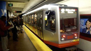 Le métro de San Francisco a été piraté